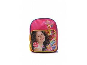 Dievčenský ruksak Soy Luna - ružový