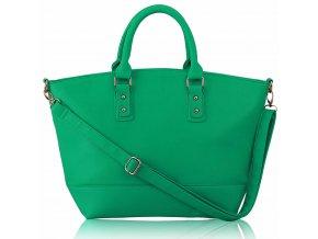 Kabelka Emerald - smaragdová