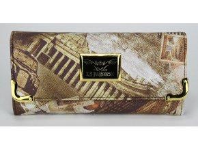 Peňaženka s potlačou