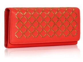 Peňaženka Ladies - korálová