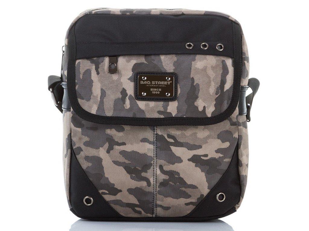 Pánská maskáčová taška přes rameno 4069-1