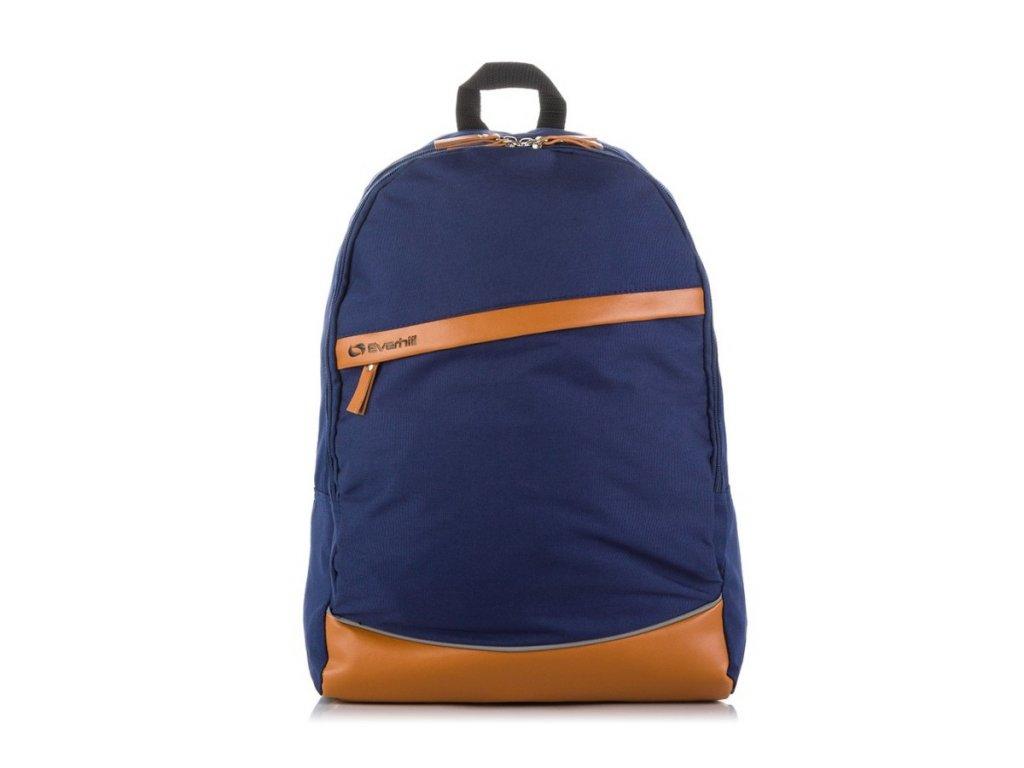 Dětský batoh do školy i na sport; modrá