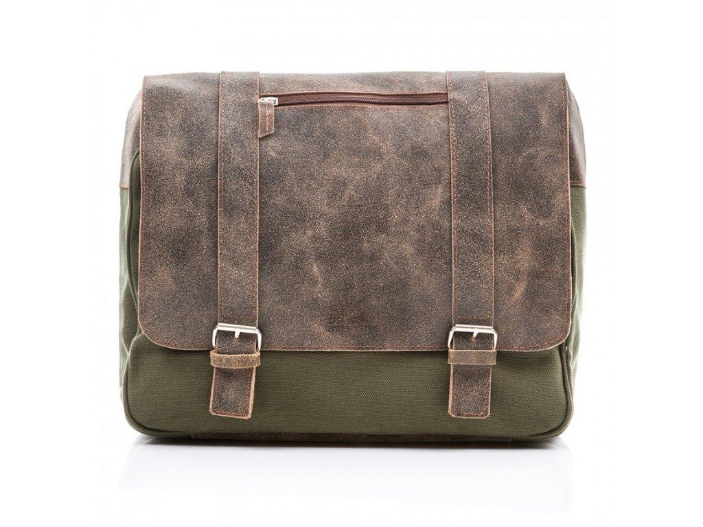 Pánská kožená taška Paolo Peruzzi Adventure 299-pp