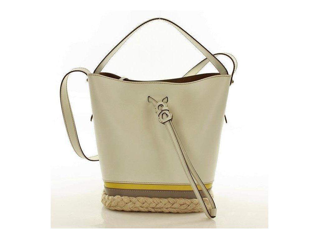 Originální italská kabelka FURLA - béžová