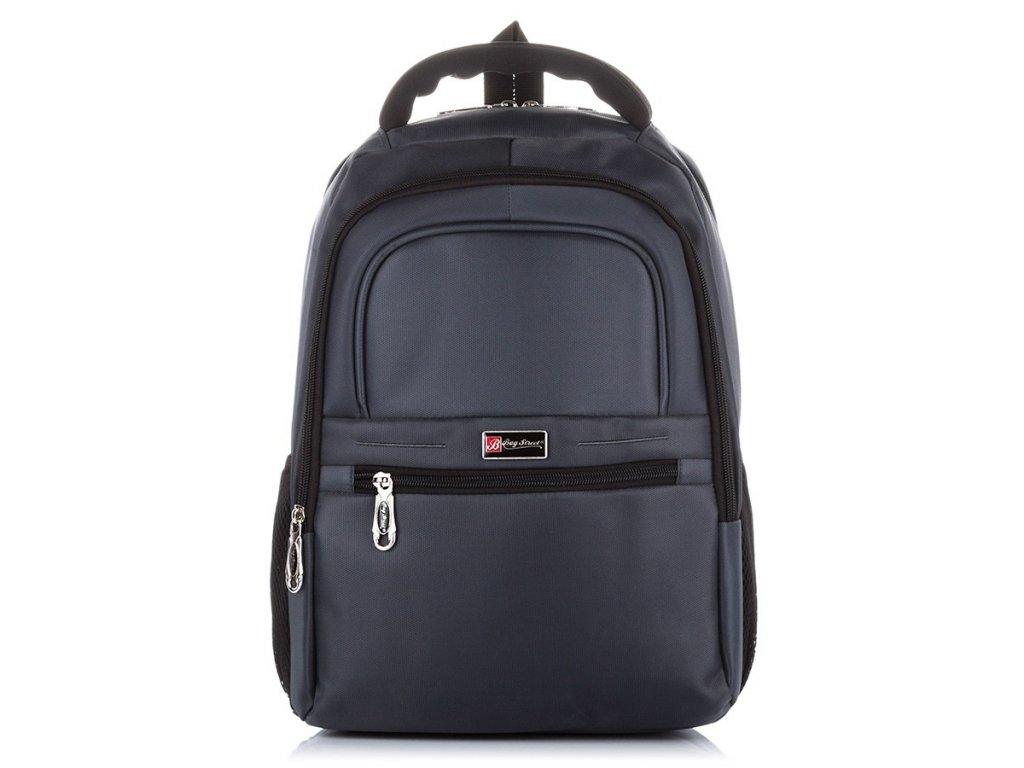"""Městský batoh na notebook 13,3"""" (MacBook); šedá"""