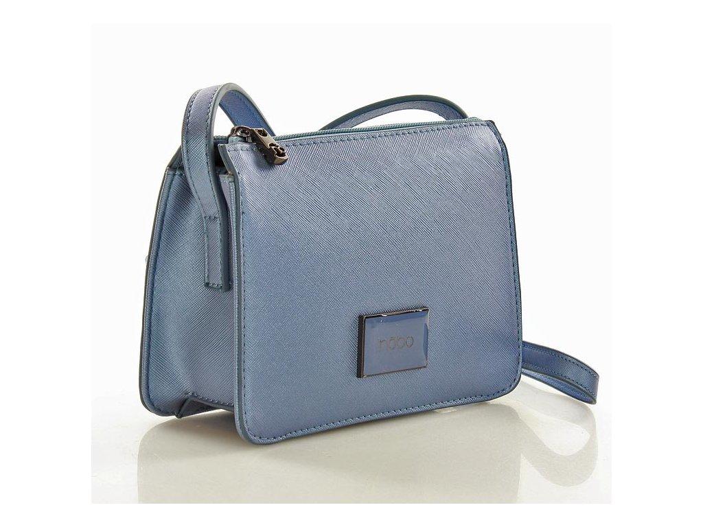 Malá crossbody kabelka NOBO; modrá