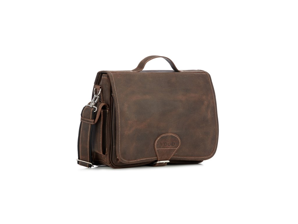 Kožená taška na tablet či notebook