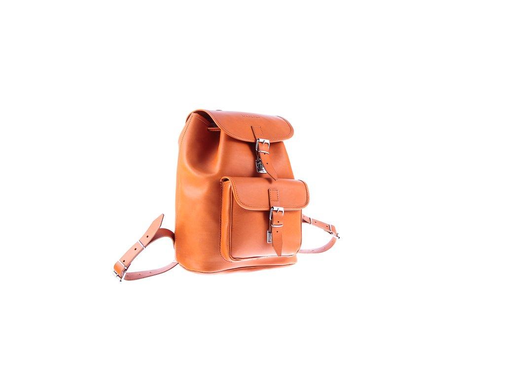 Velký kožený batoh VOOC Vintage