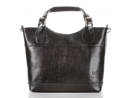 Dámská kožená kabelka Paolo Peruzzi shopper