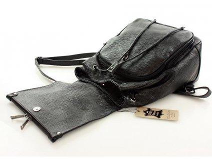 pol pl Praktyczny plecak z naturalnej skory DALLAS czarny 1638 1