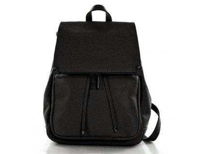 Praktický kožený batoh DALLAS