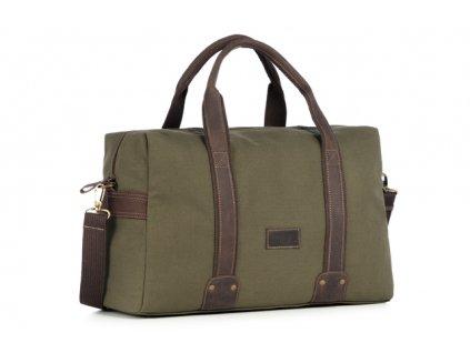 Originální cestovní taška VOOC; zelená