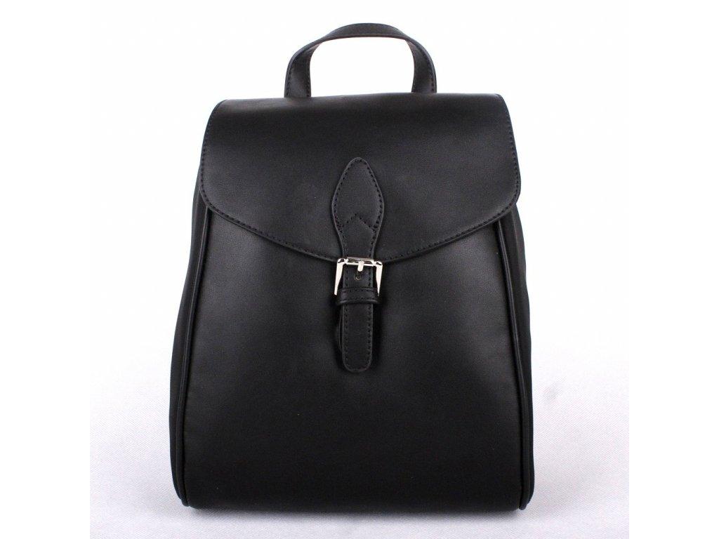 f4acbbc6a1 Dámský městký batoh David Jones CM3615 černý s obsahem 10l