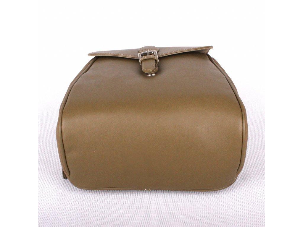c64b41ac00 Městský dámský batoh David Jones CM3615 khaki s obsahem 10l