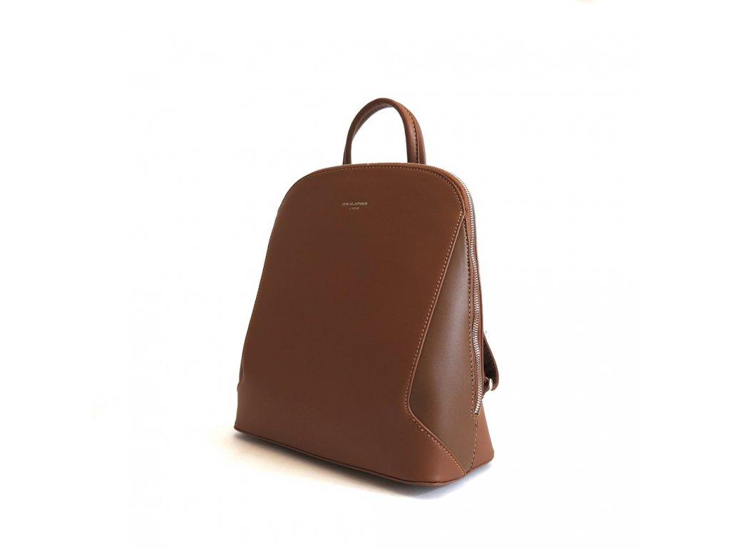 c2d42a6b54 Dámský městský malý batoh David Jones 5830-3 s obsahem 5l hnědý