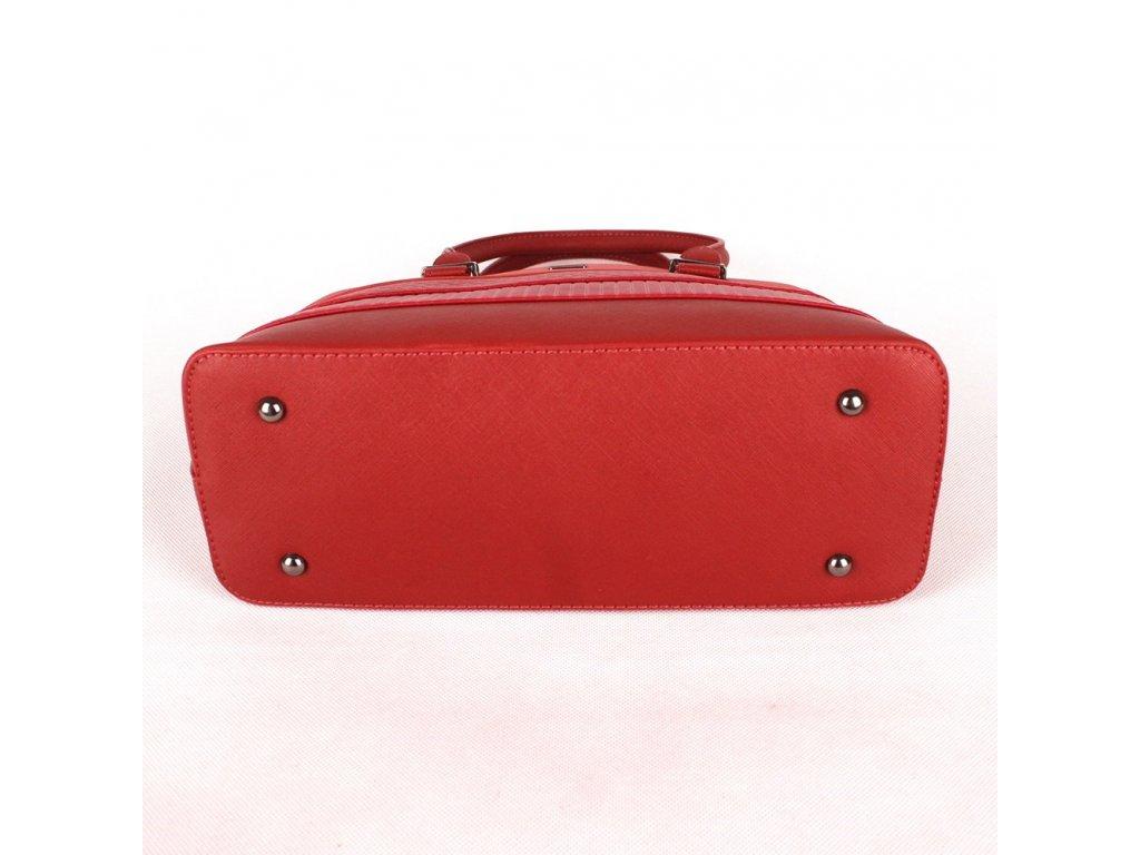 Dámská kabelka do ruky David Jones CM3975 červená c0745ea9f76