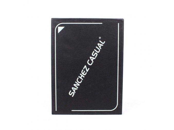 Peněženka SANCHEZ Casual černá