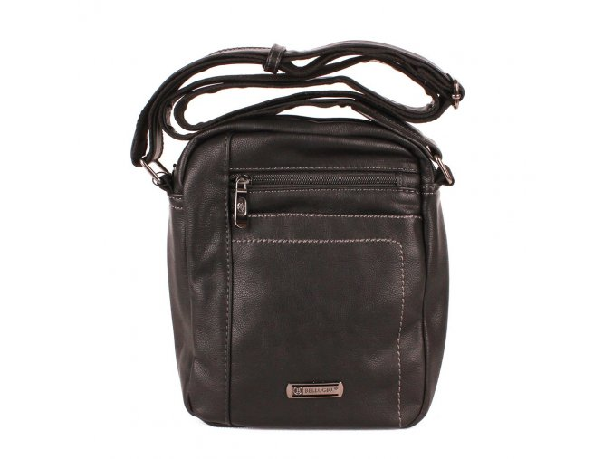 Crossbody taška Bellugio no. 20 černá