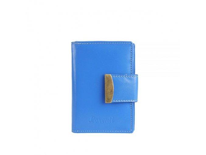 Peněženka Lorenti modrá