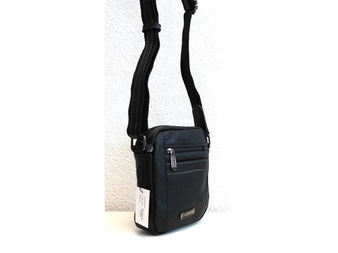 Crossbody taška Bellugio no. 22 černá