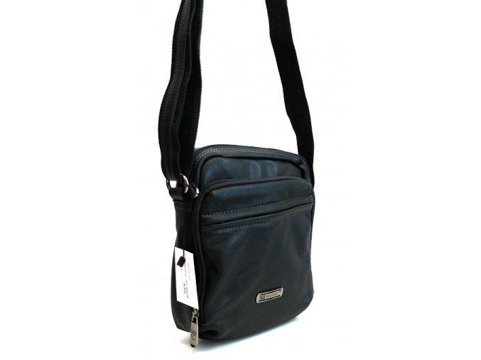Crossbody taška Bellugio no. 21 černá