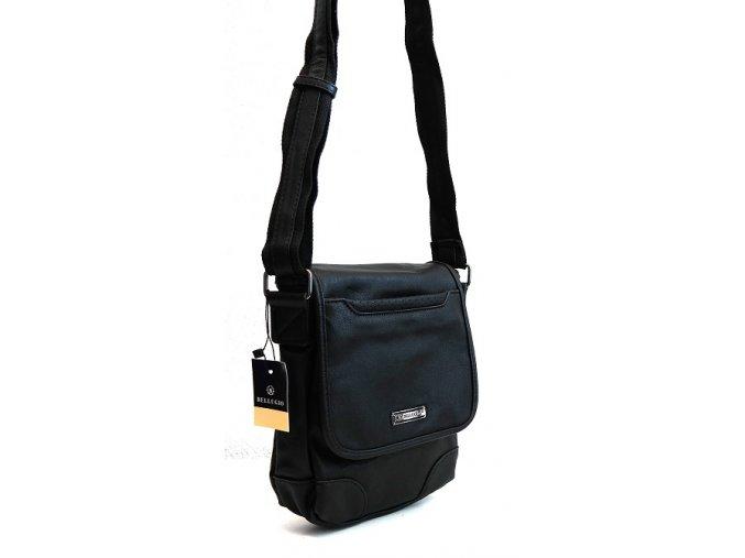 Crossbody taška Bellugio no. 35 černá
