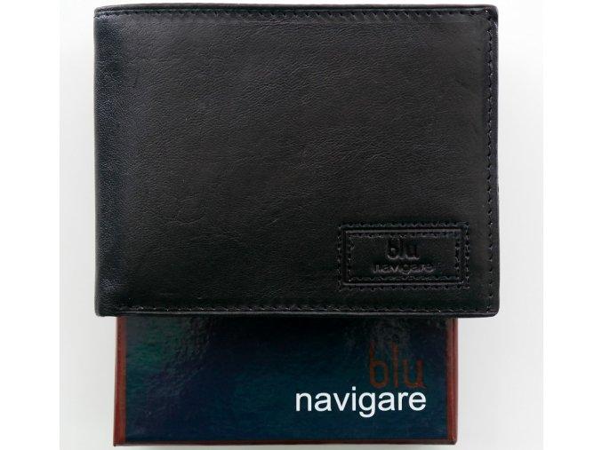 Peněženka Navigare černá
