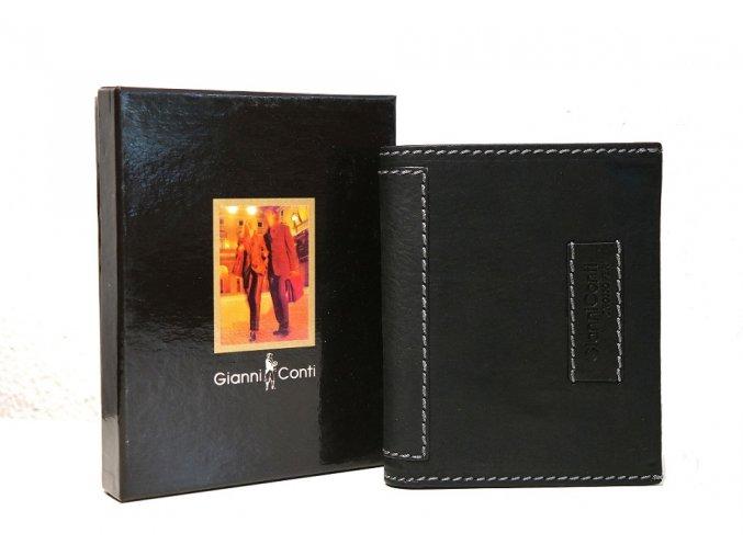 Peněženka Gianni Conti no. 117 černá