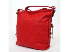 Střední crossbody kabelka ROMINA & CO 2297 červená