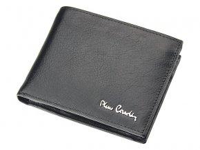 Luxusní kožená peněženka Pierre Cardin Tilak06 8806 černá