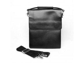 Velká pánská crossbody taška Filippo Lucci FL6020-3 černá