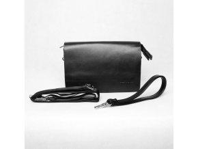 Pánská etue - buzerka taška Filippo Lucci FL6028 černá