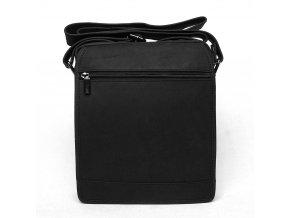 Pánská černá kožená taška Bellugio no. 664