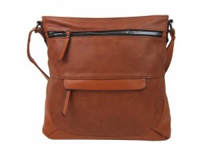 hneda crossbody damska kabelka stredni velikosti t5069 (1)