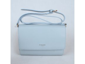 Světlemodrá crossbody David Jones CM3401