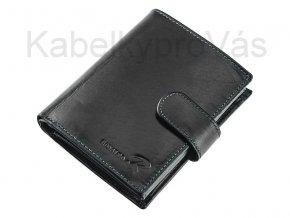Peněženka Ronaldo N4L - VT černá