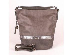 Crossbody kabelka David Jones 5854-1 šedá