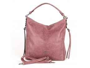 Crossbody David Jones CM4015 tmavěrůžová