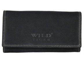 Peněženka Wild Tiger černá
