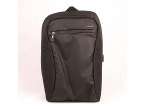 Velký batoh David Jones PC-033 s 20l obsahem a USB černý