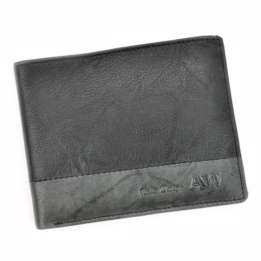 Pánská kožená peněženka Always Wild N992-GA + RFID černá   KabelkyproVas.cz