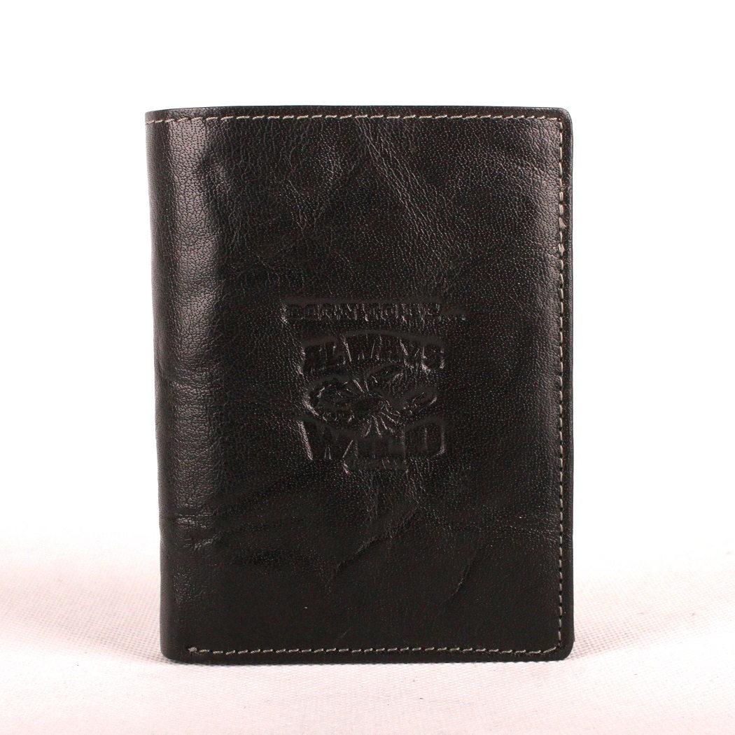 Pánská kožená peněženka Always Wild N4-BC se štírem černá   KabelkyproVas.cz