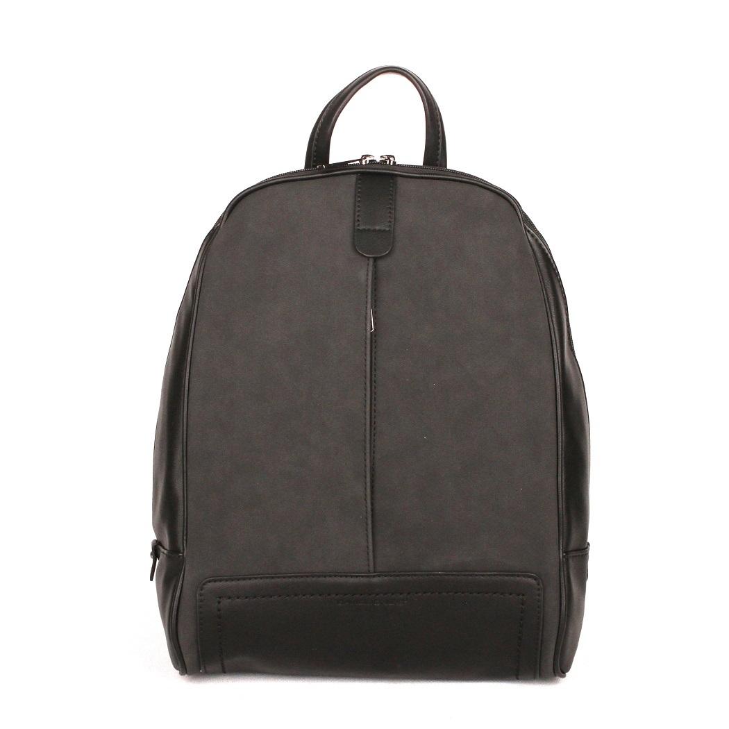 Dámský městský batoh David Jones CM3556 černý | KabelkyproVas.cz