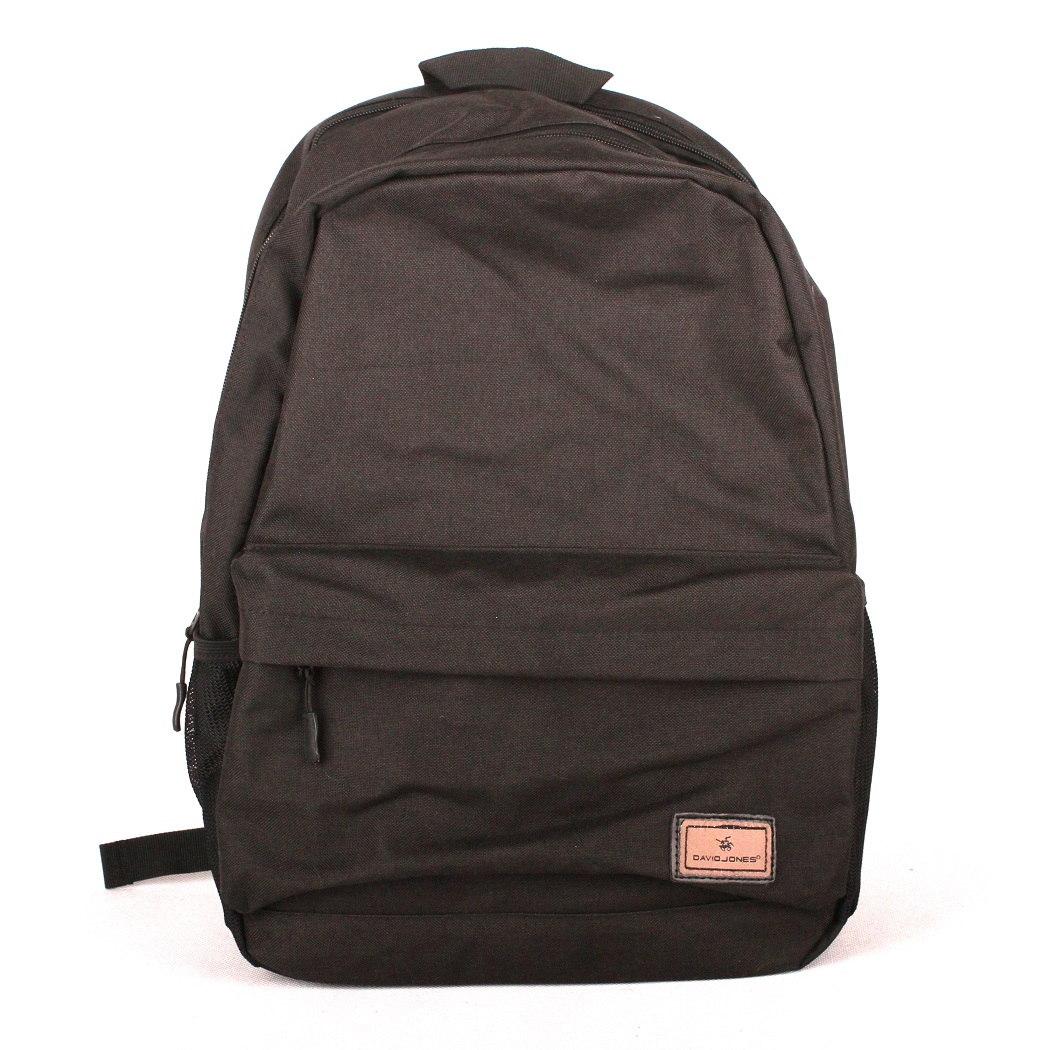 Dámský batoh David Jones PC-023 černý s obsahem cca. 22l | KabelkyproVas.cz