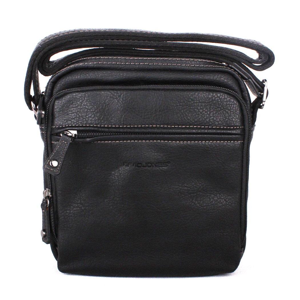 Pánská taška David Jones no. 403 černá | KabelkyproVas.cz