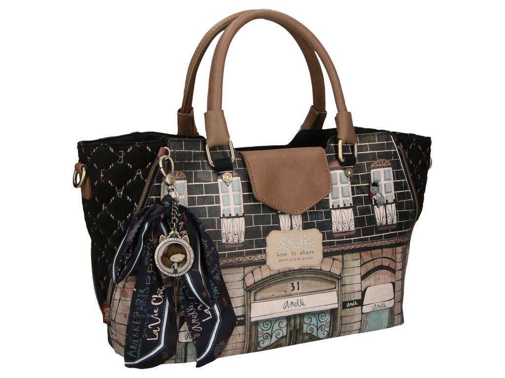 Anekke Couture designová kabelka do ruky Le Boutique