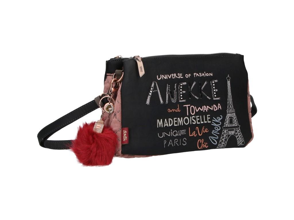 Anekke Couture elegantní kabelka s přihrádkami Mademoiselle
