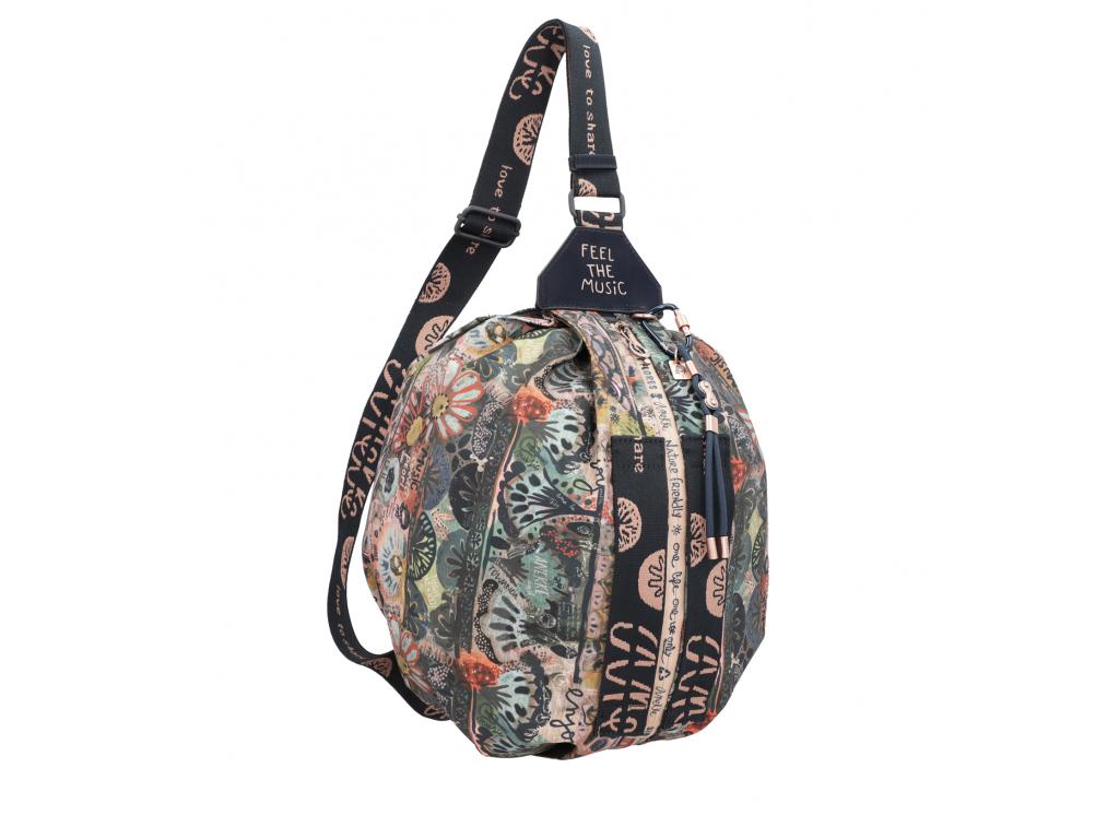 Anekke batoh a taška v jednom Nature