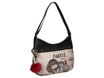 Anekke Couture 2 v 1 kabelka a batoh Mademoiselle