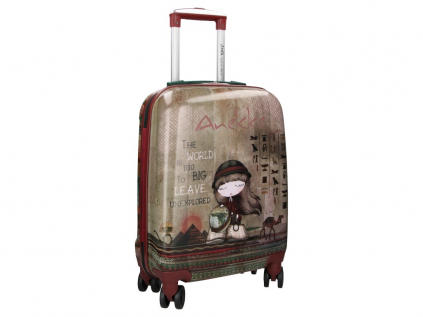 Anekke Egypt kabinový kufr